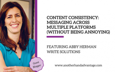 Content Consistency: Messaging Across Multiple Platforms