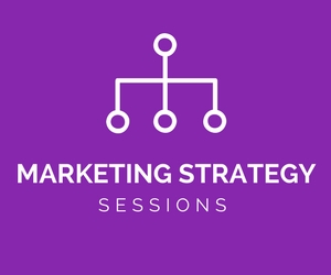 Marketing Strategy Session Graphic